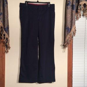 Dockers 10 Med Ladies Favorite Fit blue Khakis